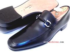 Salvatore Ferragamo CANARY Gancini Bit Loafers Shoes